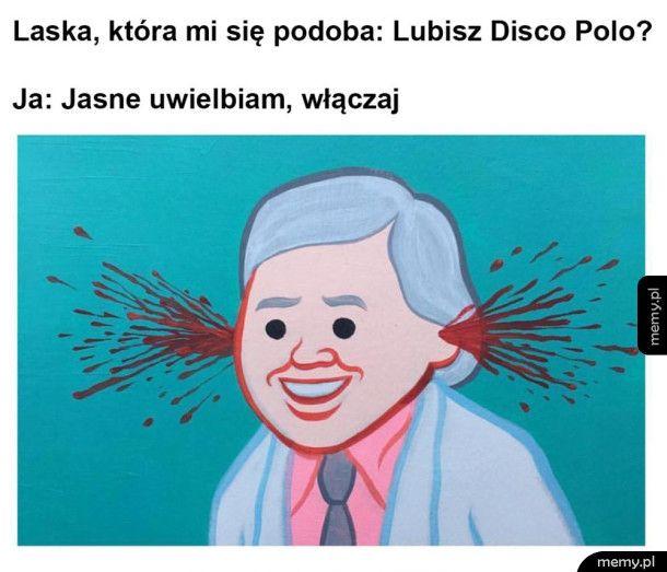 Uwielbiam Disco polo