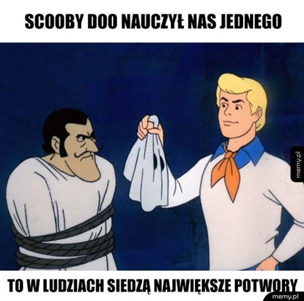 Gdzie jesteś Scooby!