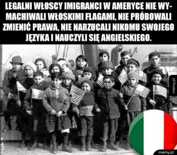 Prawdziwi imigranci