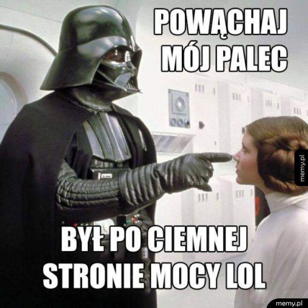 Vader żartowniś