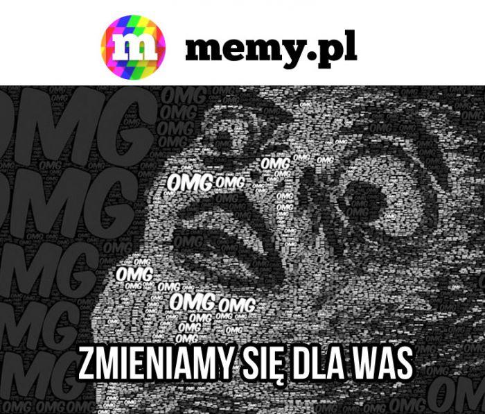 Memy.pl - zmieniamy się dla was