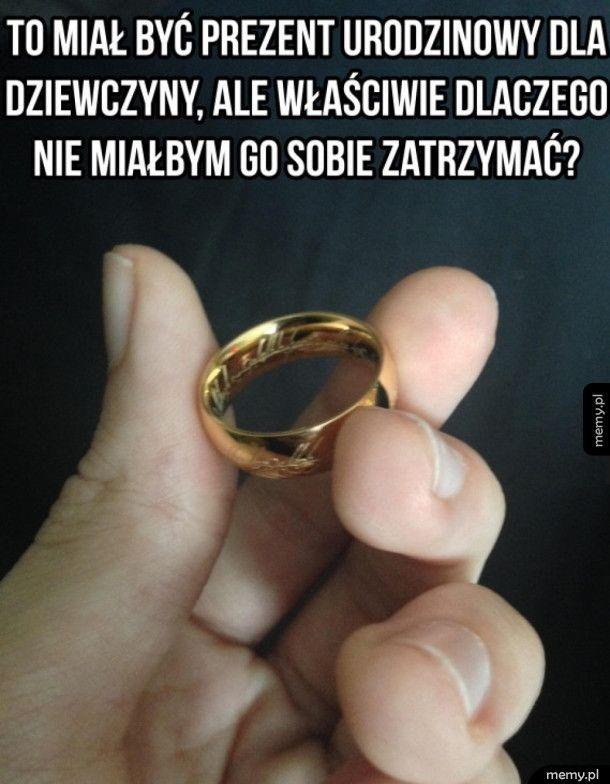 Jedyny pierścień