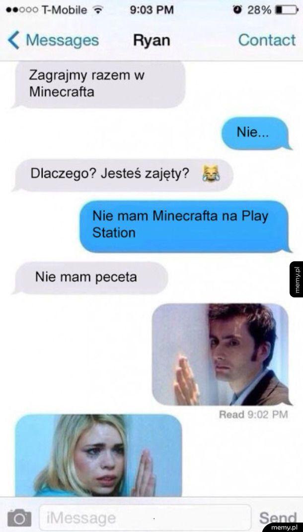 Zagrajmy w Minecrafta