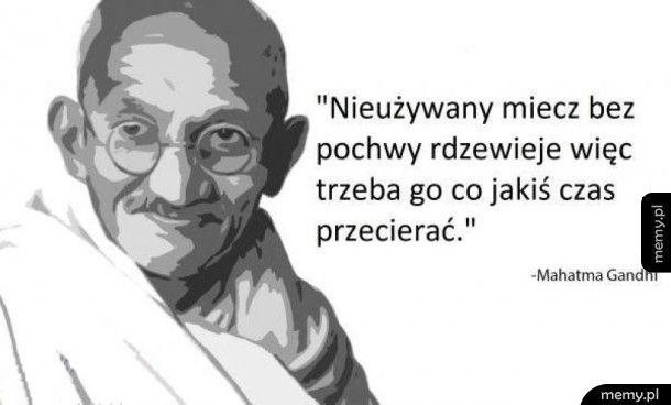 Mądrości ministra wojny