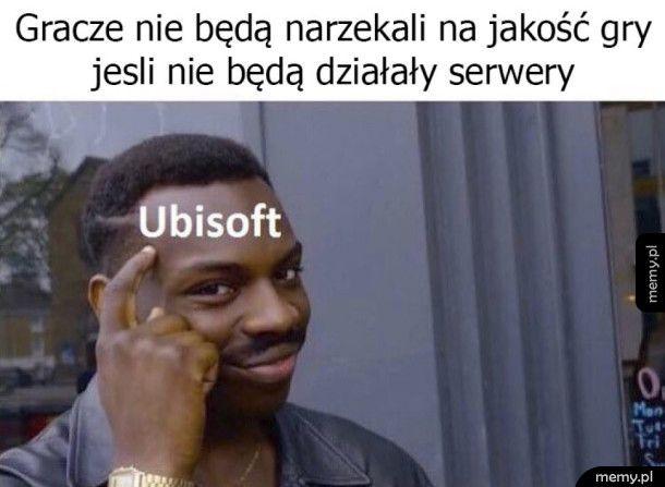 Ubisoft to ogarnie