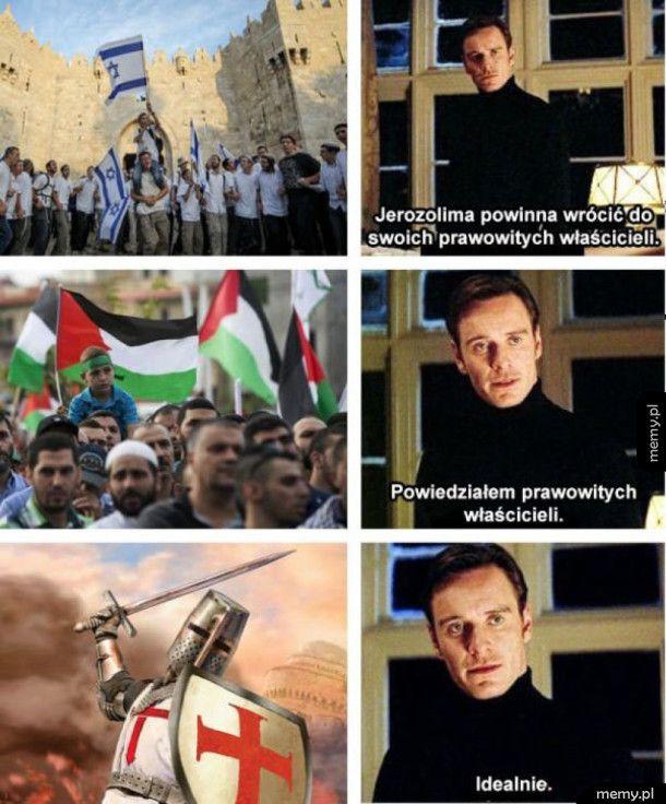 Jerozolima Deus Vult