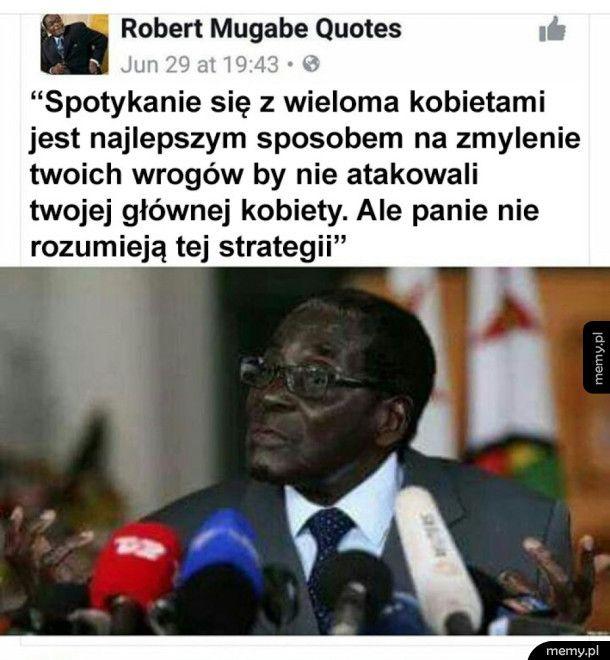 Mugabe radzi