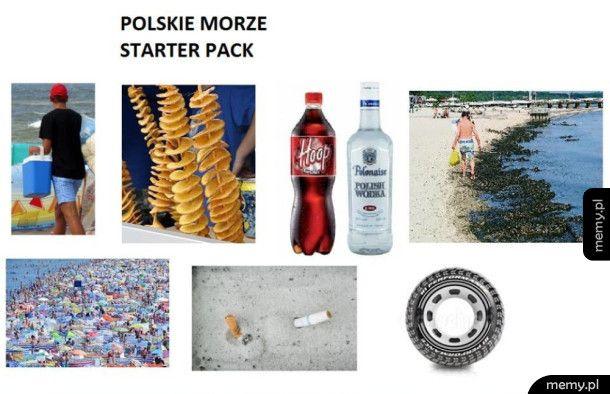 Wyjazd nad Polskie morze
