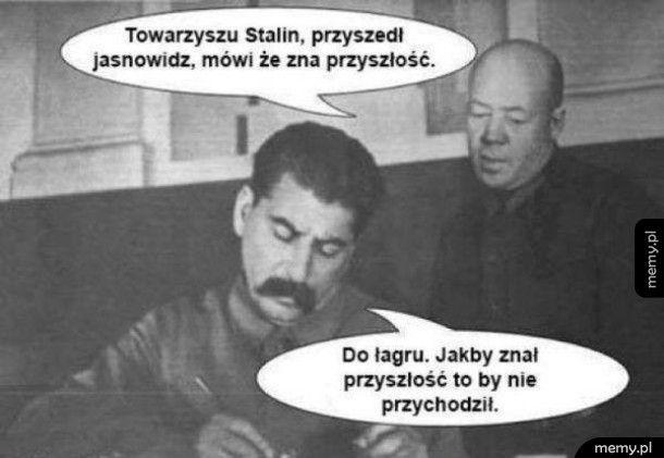 Sprytny wujek Stalin
