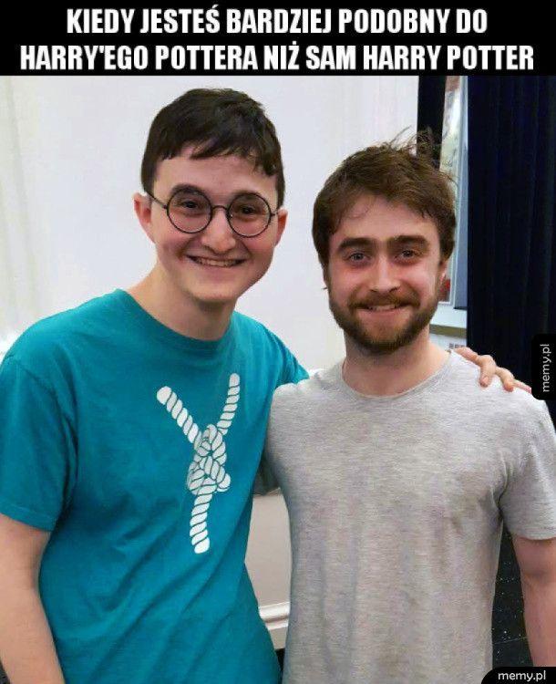 Prawdziwy Harry Potter