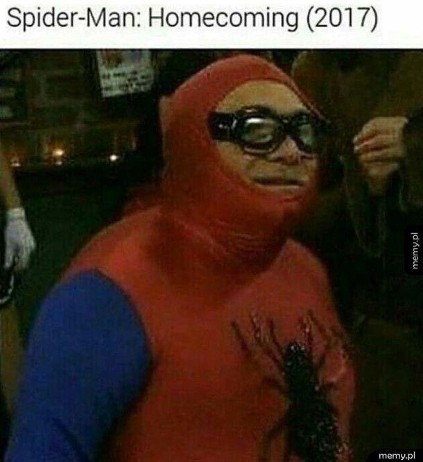 Nowy Spiderman
