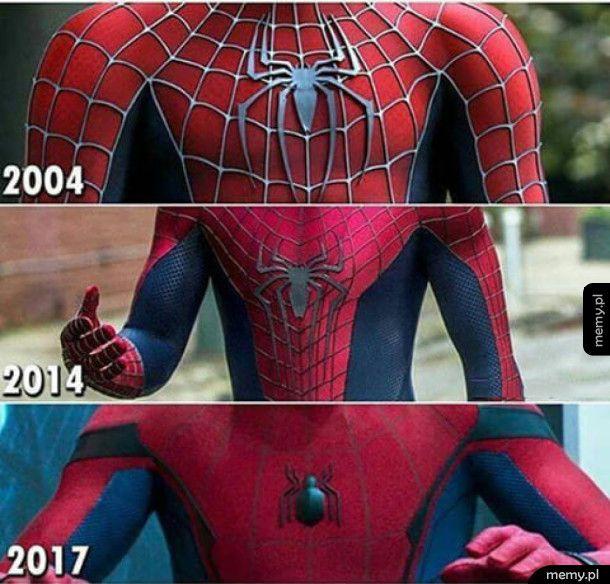 Mały pająk duż...a pajęcznya
