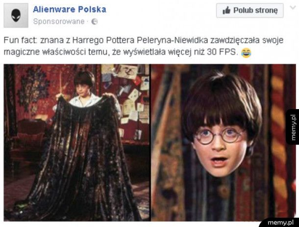 Peleryna Harrego Pottera