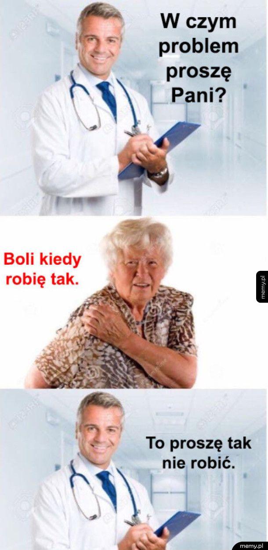 Wizyta u lekarza