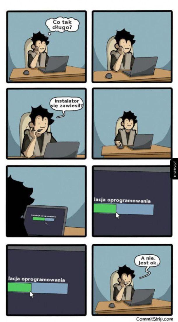Instalacja oprogramowania
