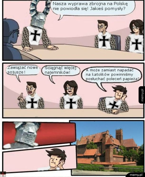 Krzyżacy