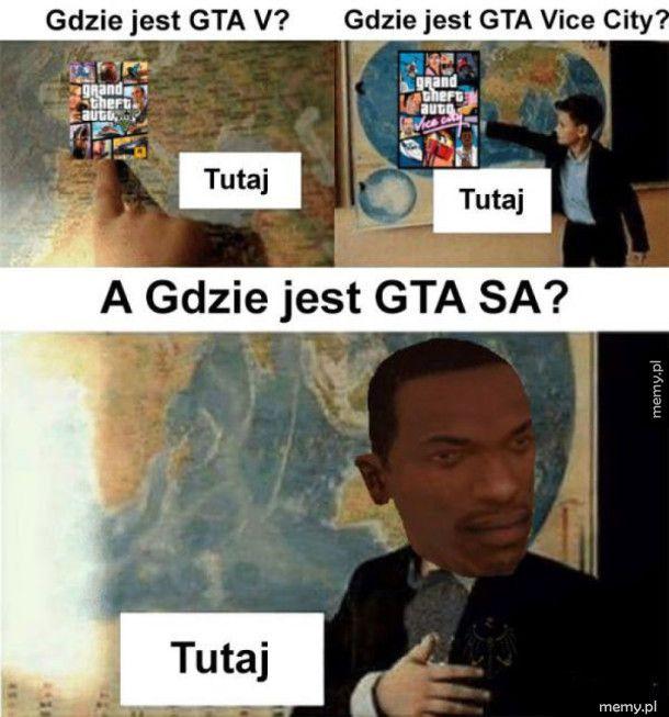 Gdzie jest GTA
