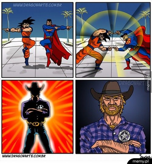 Tak powstał Chuck Norris