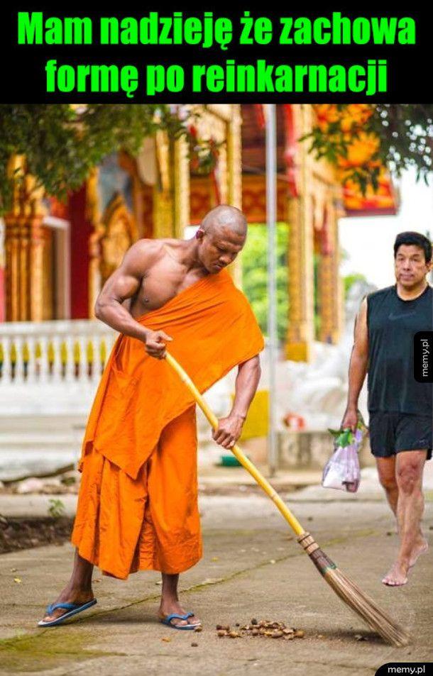 Potężny mnich
