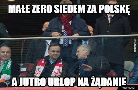 Za Polskę