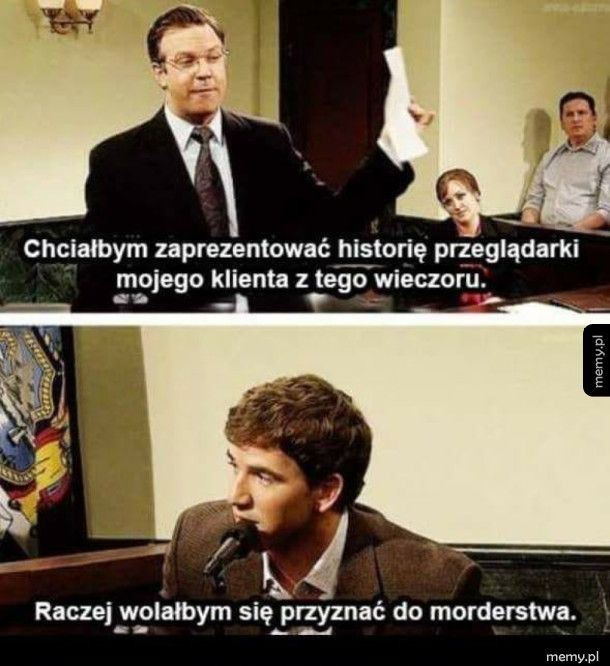 W sądzie