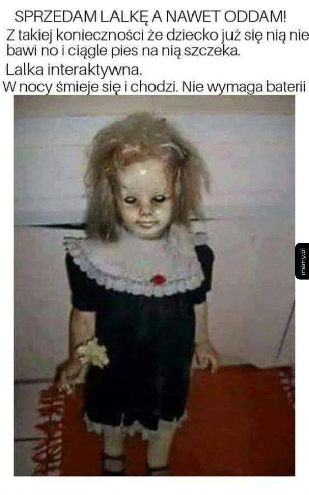 Sprzedam lalkę