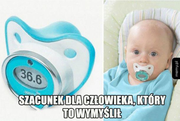 Termometr dla dziecka