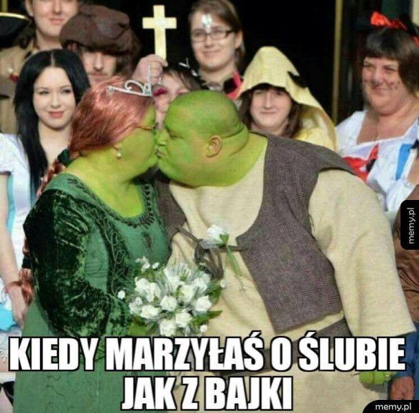 Ślub jak z bajki