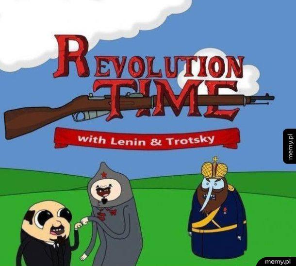 Pora na rewolucję!