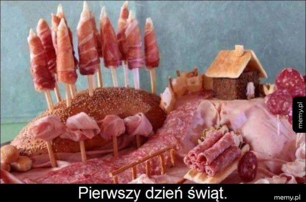 Nareszcie mięso