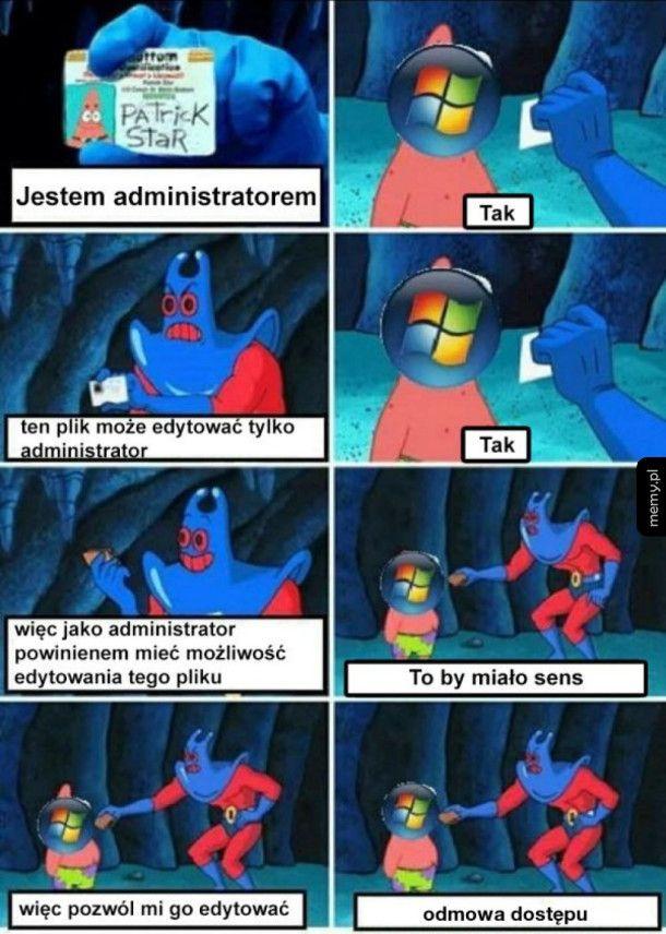 Typowy Windows