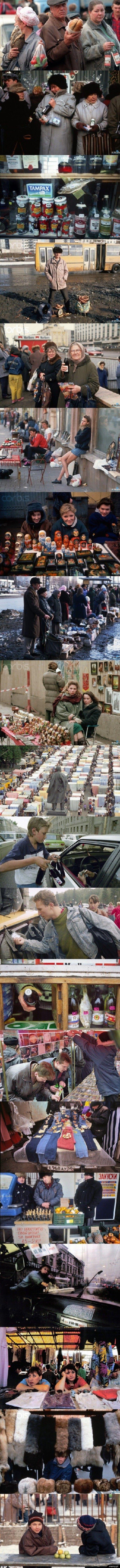 Rosja w latach '90