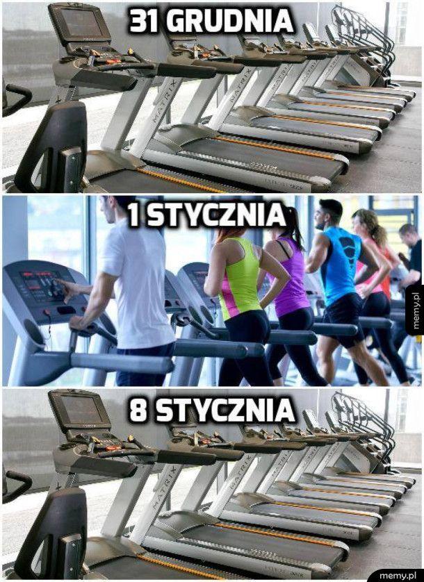 Na siłowni