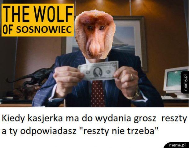 Wilk z Sosnowca