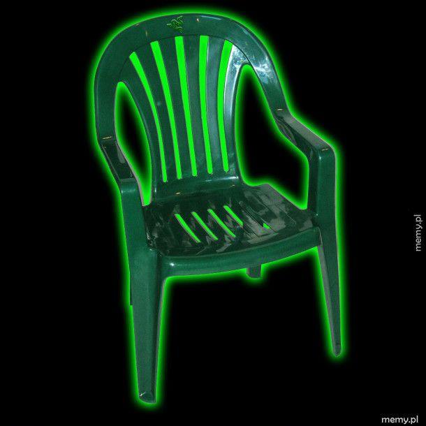 Gamingowy fotel