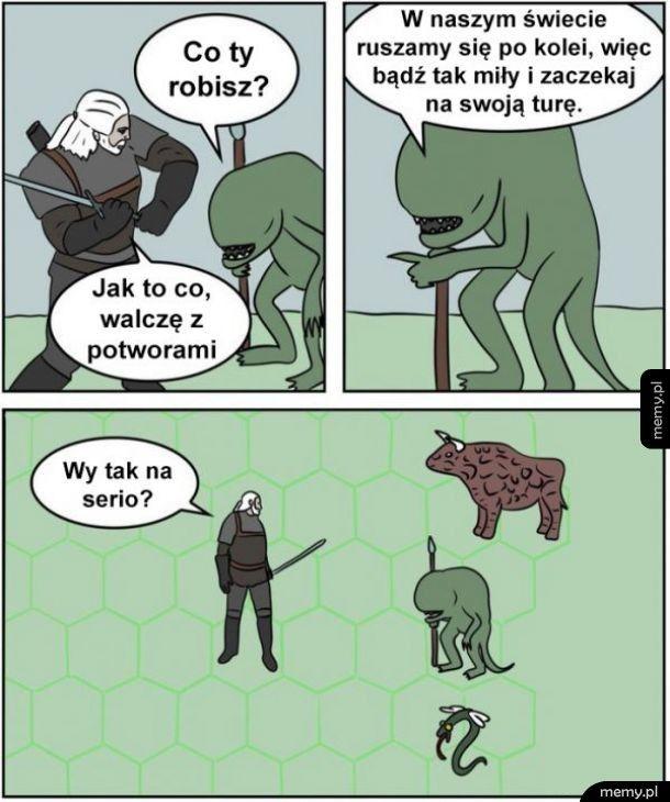 Wiedźmin vs. Heroes