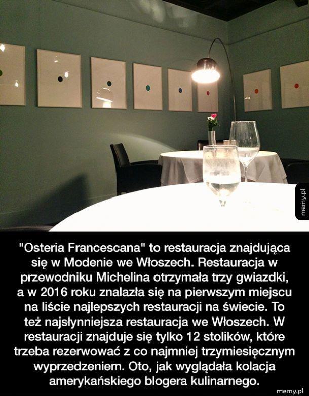 Najdroższa restauracja