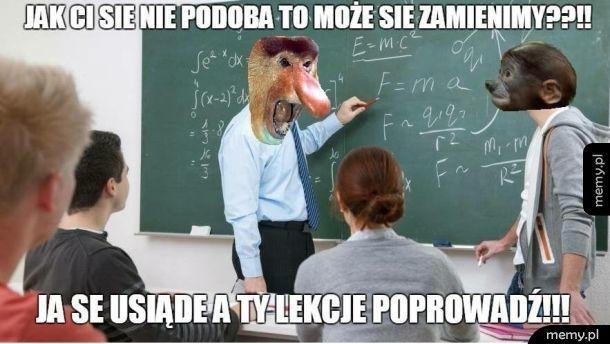 W Polskiej szkole