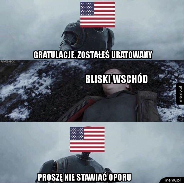 Interwencje USA