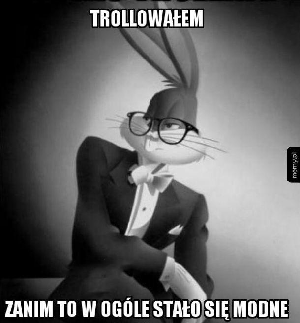 Trollowanie