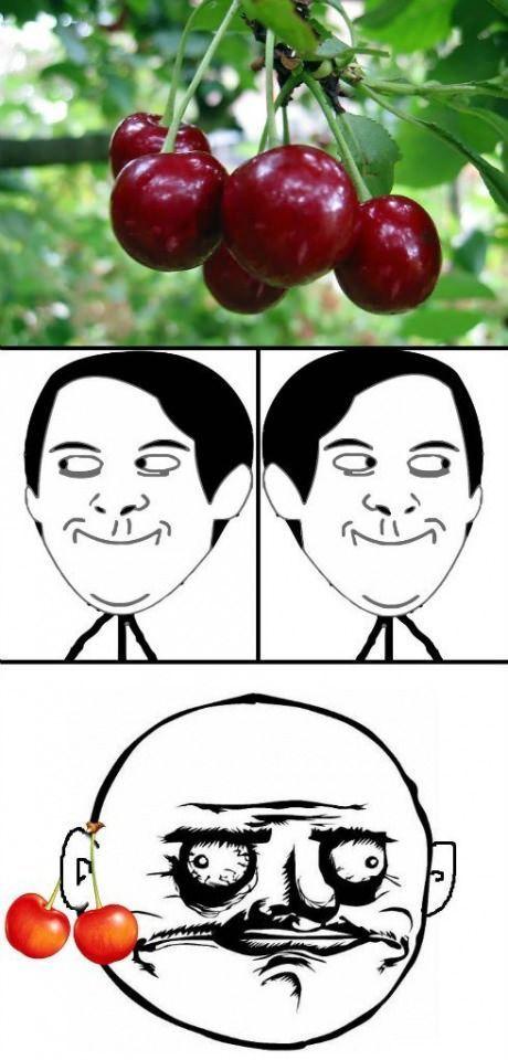 czereśnie haha