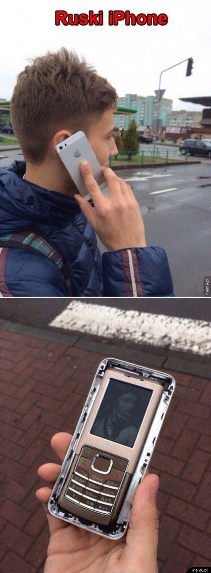Ruski iPhone