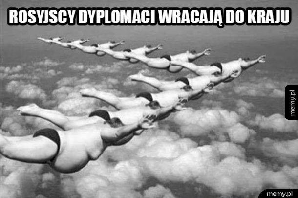 Rosyjscy dyplomaci