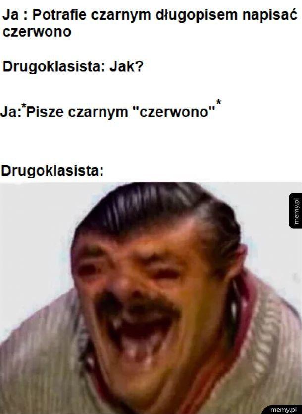 Drugoklasiści