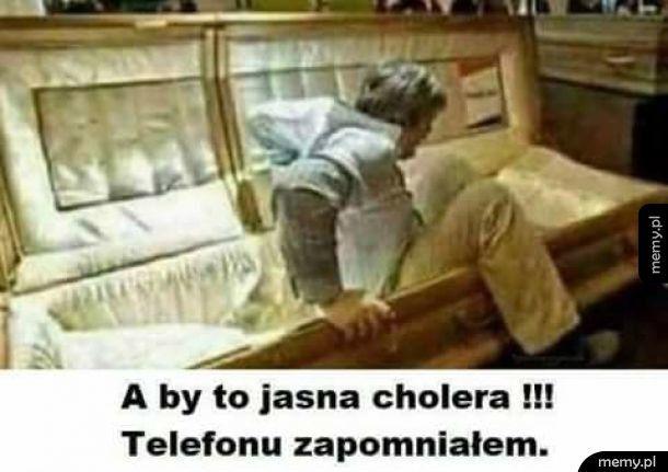 Cholera gdzie telefon