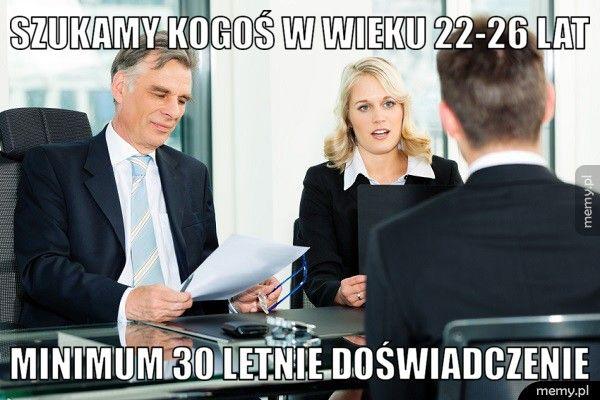 Wymagania pracodawców