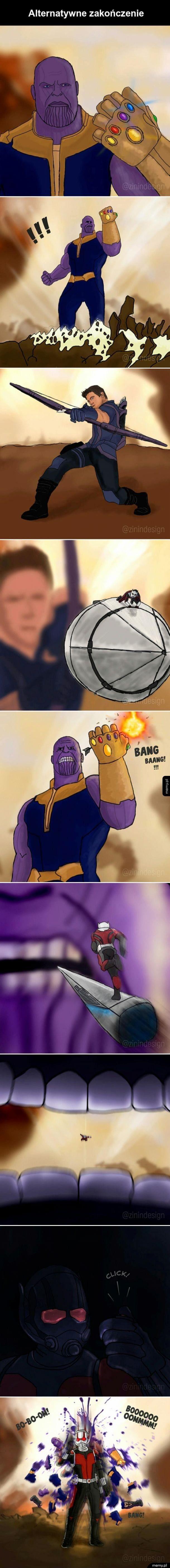 Avengers: Wojna bez granic