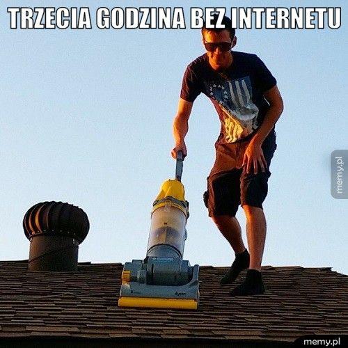 Kiedy nie ma Internetu