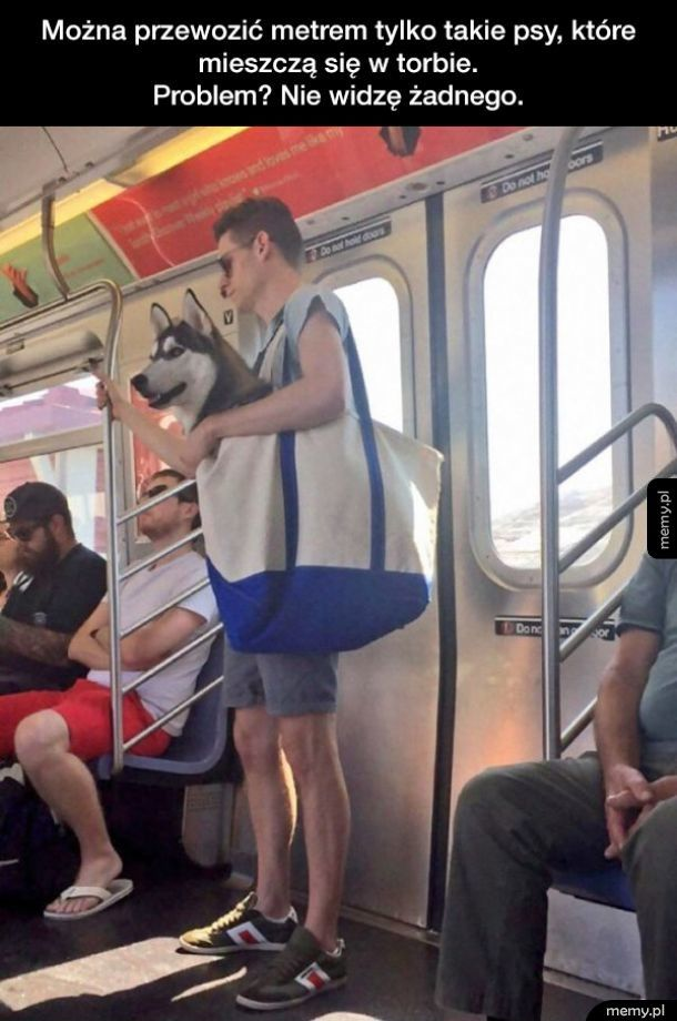 Tymaczsem w metrze