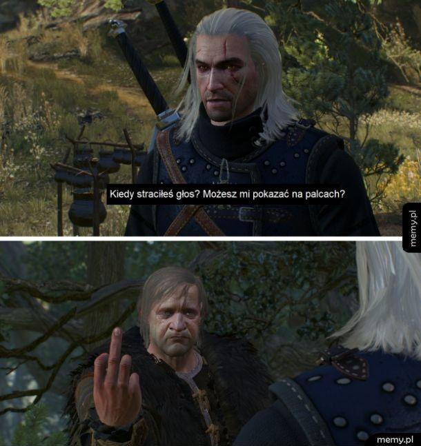 Milczący druid